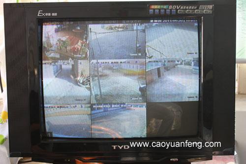草原风24小时监控系统