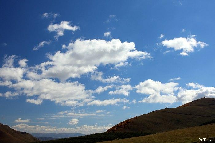 坝上草原寻找秋天美景