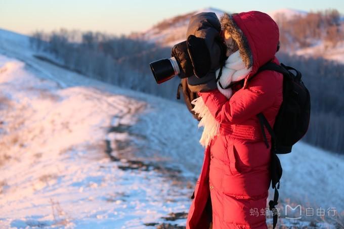 冬季坝上摄影及坝上冬季摄影教程及美图示范