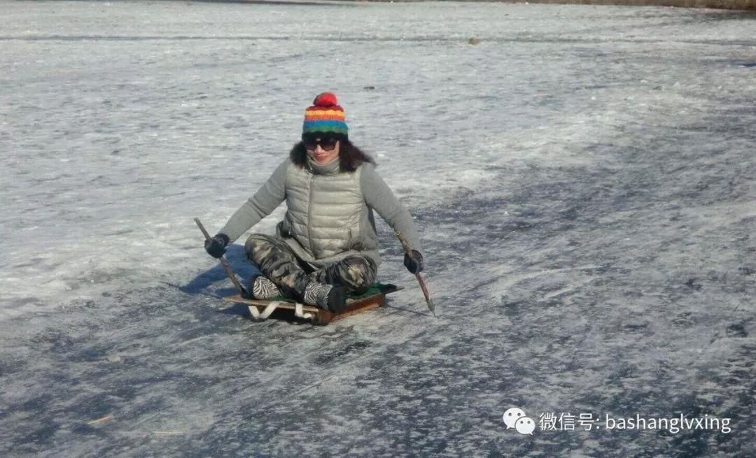 坝上冬季美景