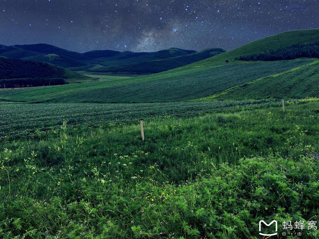 从阴天到晴天,感受不一样的坝上——丰宁坝上草原小记