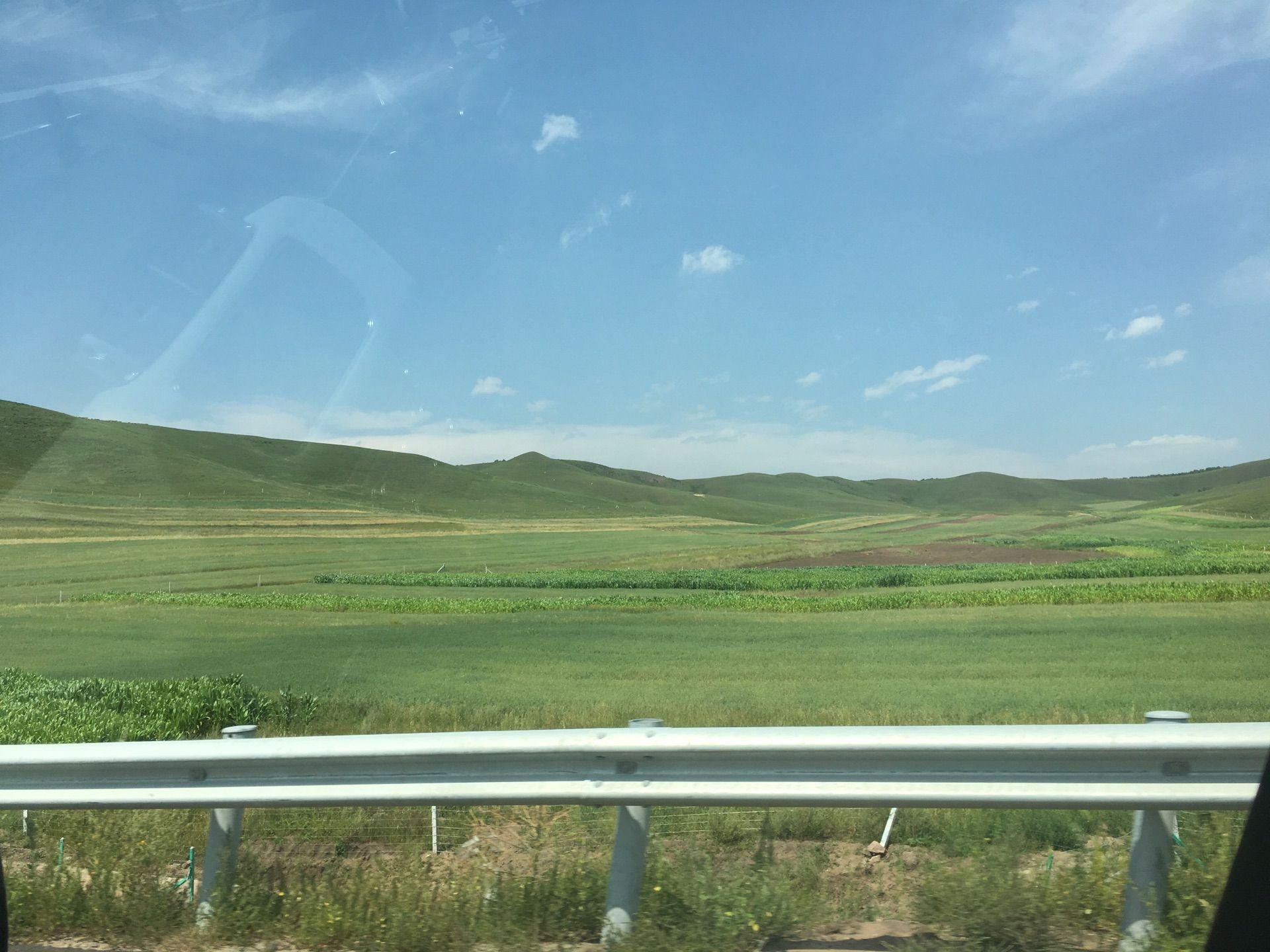 小游坝上草原,看见不一样的美