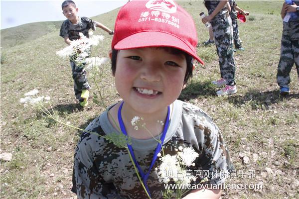 幸福源泉好孩子2015年 丰宁坝上草原夏令营