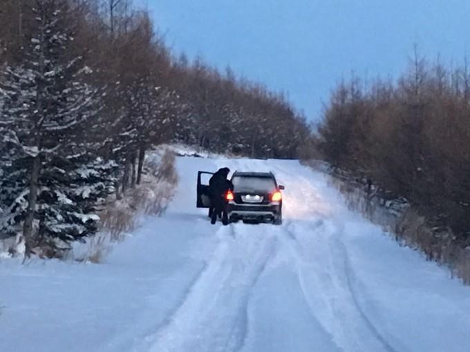 冰雪天路行 草原天路旅游攻略