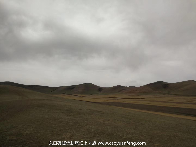 五一坝上草原