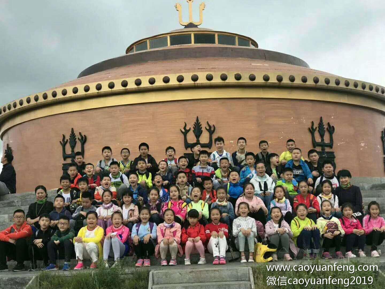 湖北鄂州小桔灯60人团队 六天五晚草原研学夏令营