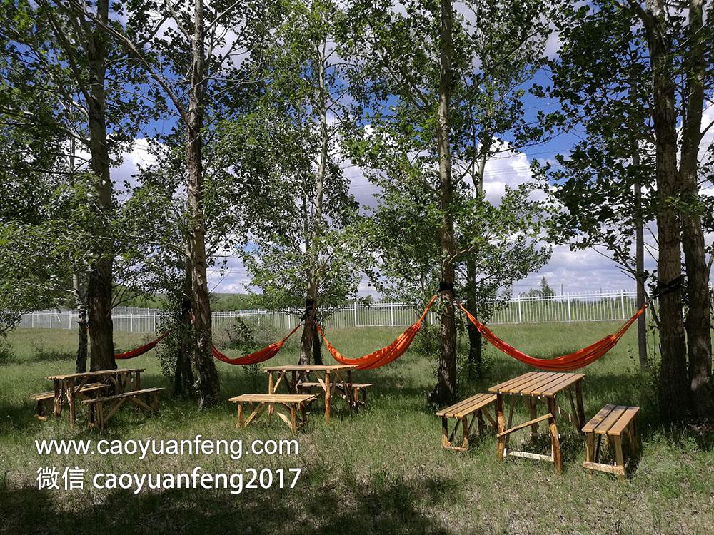 坝上独家 野餐基地 帐篷营地